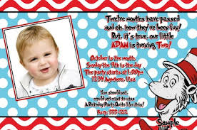 dr seuss 1st birthday dr seuss 1st birthday invitations template best template collection