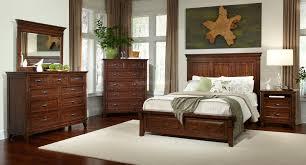 star valley panel bedroom set intercon furniture furniture cart