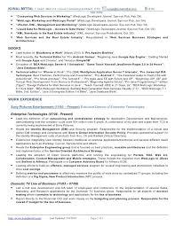 Sample Cto Resume by Kunal Mittal Resume Cloud Computing And Saas Cto