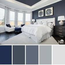 blue accent wall bedroom paint color trends for 2017 navy gray and bedrooms
