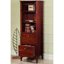 bookcase with file cabinet hawthorne bookcase with two file drawers photo for the home