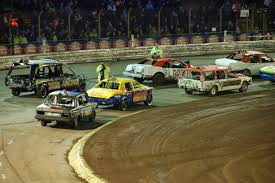 lexus dealership derby the brutal world of bangers a night at the races hooniverse