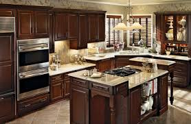 Cherry Cabinet Kitchen Designs Photo Of Fine Cherry Cabinet - Cherry cabinet kitchen designs