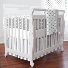 Folding Mini Crib Mini Cribs Purple Contemporary Emerson Origami Small Space Solid