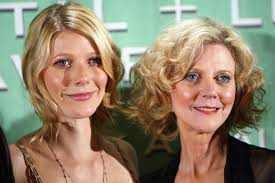 Gwyneth Paltrow Blythe Danner Defends Daughter Gwyneth Paltrow For Working With