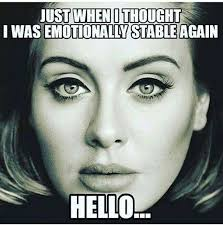 Adele Memes - the 22 best adele memes adele memes and laughter
