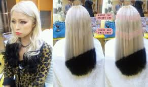 types of hair extensions hair extensions in japan types braiding cold fusion and seal