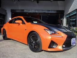 lexus rc f matte black soulsteer com orange lexus rc f gets satin black hre s107