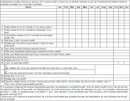 the new tax forms u2013 calculating the individual shared