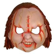 chucky mask chucky mask