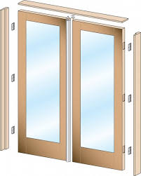 Hanging Prehung Door Interior Prehung Doors Sans Soucie Art Glass