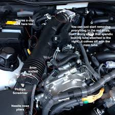 lexus es300 ignition coil location lexus is how to replace spark plugs clublexus