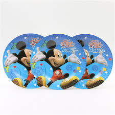 popular mickey mouse baby party plate buy cheap mickey mouse baby