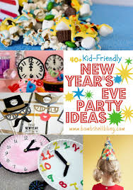 New Years Eve Party Table Decorations 40 ideas for kid friendly new years eve party