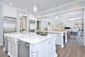 luxury kitchens this massive island throughout decor