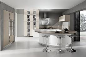 amazing ideas of the kitchen design ideas in th circular kitchen
