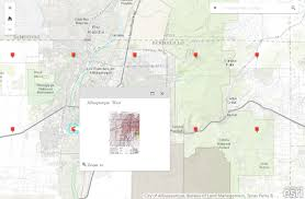 Albuquerque Map Natgeo Offers Free Usgs Topographic Maps Recoil Offgrid