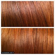 Washing Hair After Coloring Red - clairol shimmer lights color enhancing shampoo review u2013 xlicious
