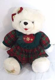 stuffed teddy bears walmart com 20 best christmas plush teddy bears images on pinterest plush