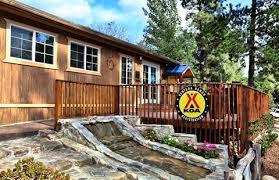 Rent A Tiny House In California Santa Paula California Campground Ventura Ranch Koa