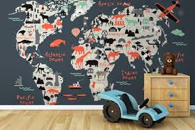 What Is A World Map by Madhouse Family Reviews Giveaway 473 Win A World Map Mural