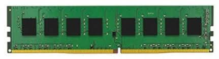 Memory 4gb Pc kingston pc arbeitsspeicher modul valueram kvr24n17s8 4 4gb 1 x 4gb