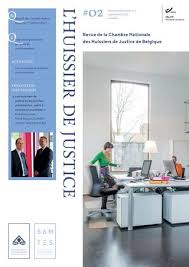 chambre r ionale des huissiers de justice l huissier de justice 02 2016 by sam tes issuu