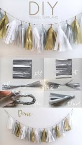 Birthday Decorations To Make At Home Best 25 Gold Party Decorations Ideas On Pinterest Gold Party