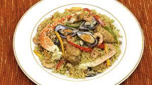 cuisine senegalaise recette de la paella à la sénégalaise