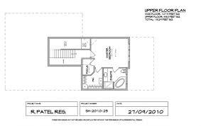 two storey 1529 sq ft split level shergill homes