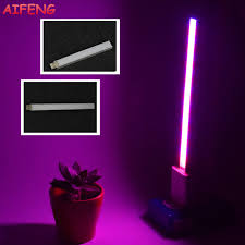 red and blue led grow lights aifeng led grow light full spectrum beam red blue led bar light 3w