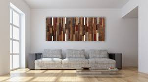 Wood Wall Ideas by Large Reclaimed Wood Wall Arthome Decor Birds On Wood Mosaicteal