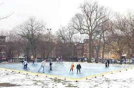 wicker park skating rink now selling 20 beanies to raise more