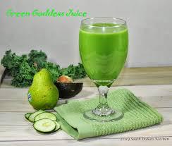 green goddess juice healthy detox diabetic friendly zesty