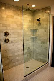 Small Shower Door Custom Glass Shower Door Enclosure Virginia Maryland Bathroom