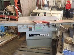 delta downdraft sanding table jointer delta dj 30 machineries bst