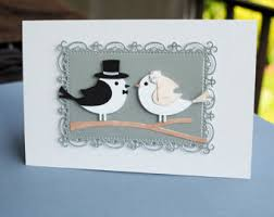 wedding cards for and groom 3d wedding card etsy