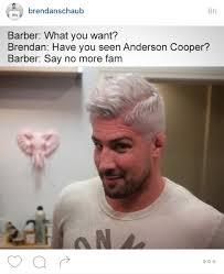 caption for big haircut big brown s new haircut imgur