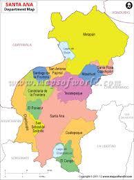 map of santa map of santa santa department map