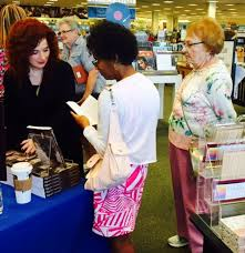 Barnes Noble Chattanooga Sold Out Last Weekend At Barnes And Noble In Chattanooga Dwayna Litz
