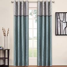 attractive coral colored curtains and curtain geometric curtains