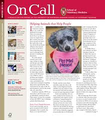 on call winter 2015 16 by university of wisconsin of