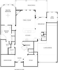floorplan 3 i like how big the master bedroom bathroom is