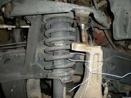 2002 ford explorer struts how to replacing joints on a 3rd 4x4 pictures