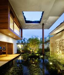 Second Floor Terrace Garden Design Ideas Home Design And Home - Interior garden design ideas