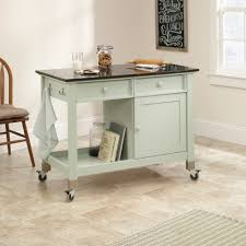 sauder original cottage mobile kitchen island u0026 reviews wayfair