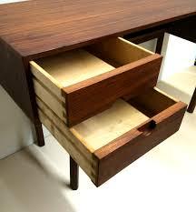 Modern Desk Organizers by Danish Modern Desk Vanity Or Console By Aksel Kjersgaard The
