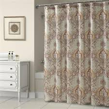 Curtains Bathroom Shower Curtains Vinyl Fabric Croscill