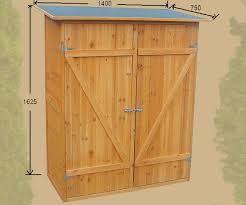 armadi in legno per esterni mobile portascope offerte e risparmia su ondausu