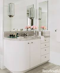 such an elegant powder room by castlwood custom builders half